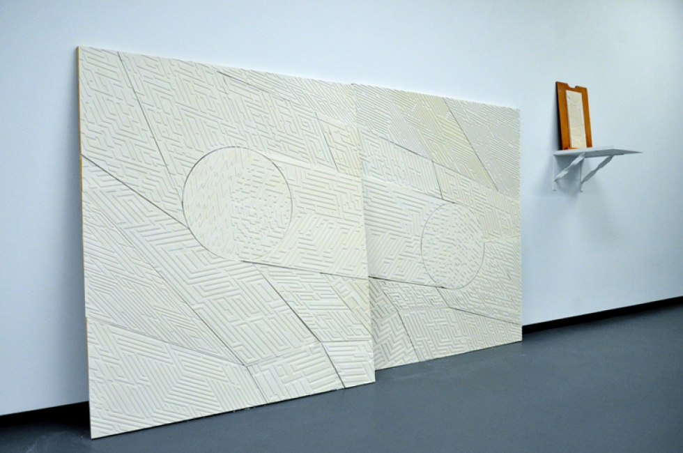 http://tarikahlip.com/files/gimgs/th-16_[The Coping Pool], 2013, installation shot - left_ [plaster relief on structural plywood, both 108 x 128 x 4].jpg